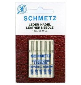 Schmetz Needle leather