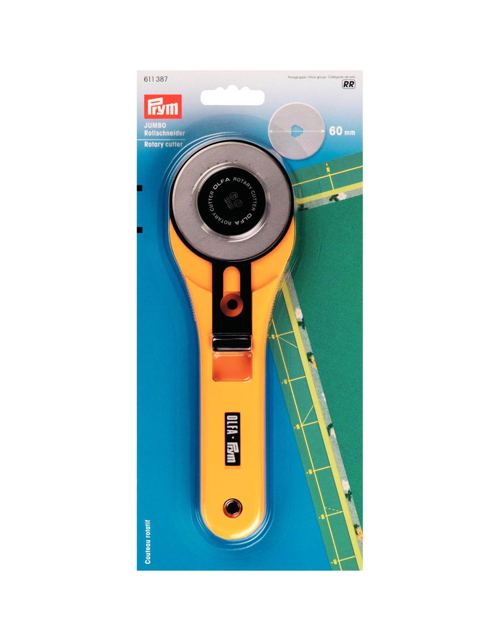 Prym Rotary Cutter jumbo 60 mm