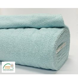 Frottee Baumwolle Ice blue
