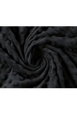 Minky Fleece - Black