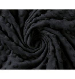 Minky Fleece - Zwart