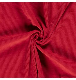 Cotton Corduroy -  Red