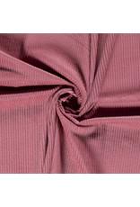 Baumwolle Corduroy - Alter rosa