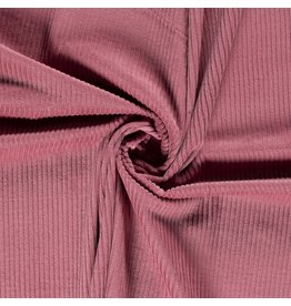 Cotton Corduroy - Old pink