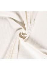 Cotton Corduroy - Ecru