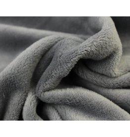 Wellness Fleece Silber