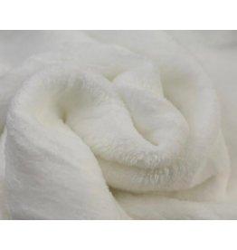 Wellness Fleece Weiß