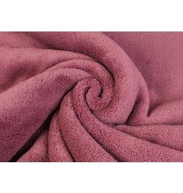 Wellness Fleece Alter rosa