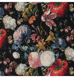 B&B Fabrics Gobelin Premium  - Rijksmuseum Luxury  black