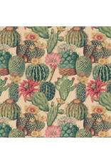 B&B Fabrics Gobelin Premium - Cactus