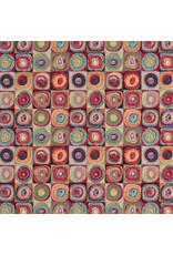 B&B Fabrics Gobelin Premium - Artistic Blocks