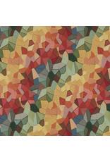B&B Fabrics Gobelin Premium - Pop-Art Mozaïek