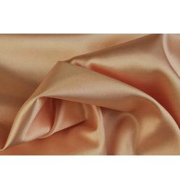 Silk Satijn stretch - Zalm