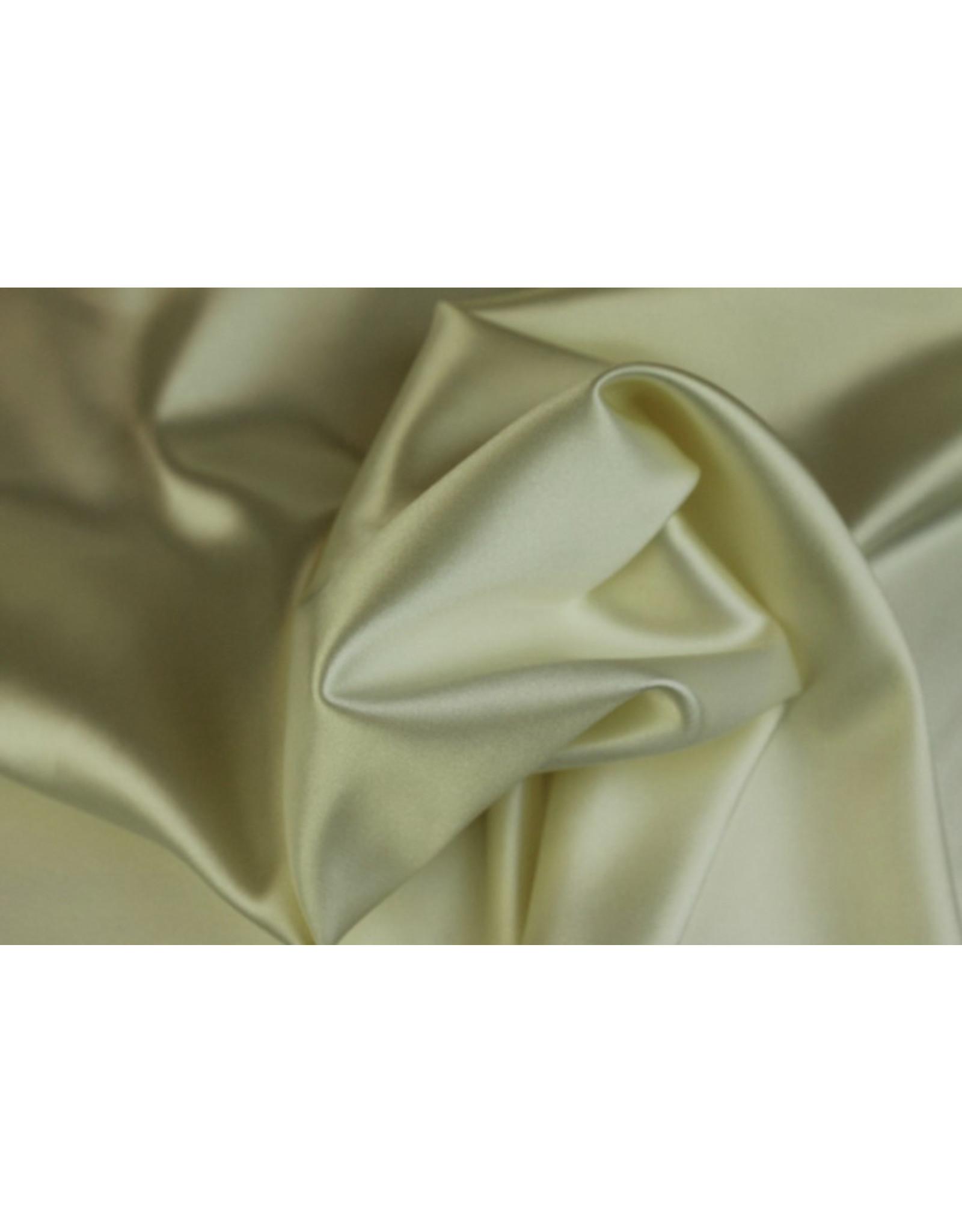 Silk Satijn stretch - Creme