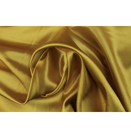 Silk Satin stretch - Gold
