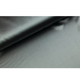 Silk Satin stretch - Silber