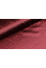 Silk Satijn stretch - Bordo
