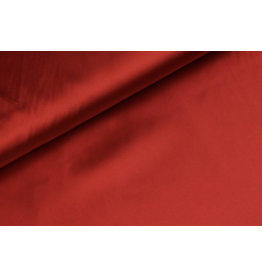 Silk Satin stretch - Rot