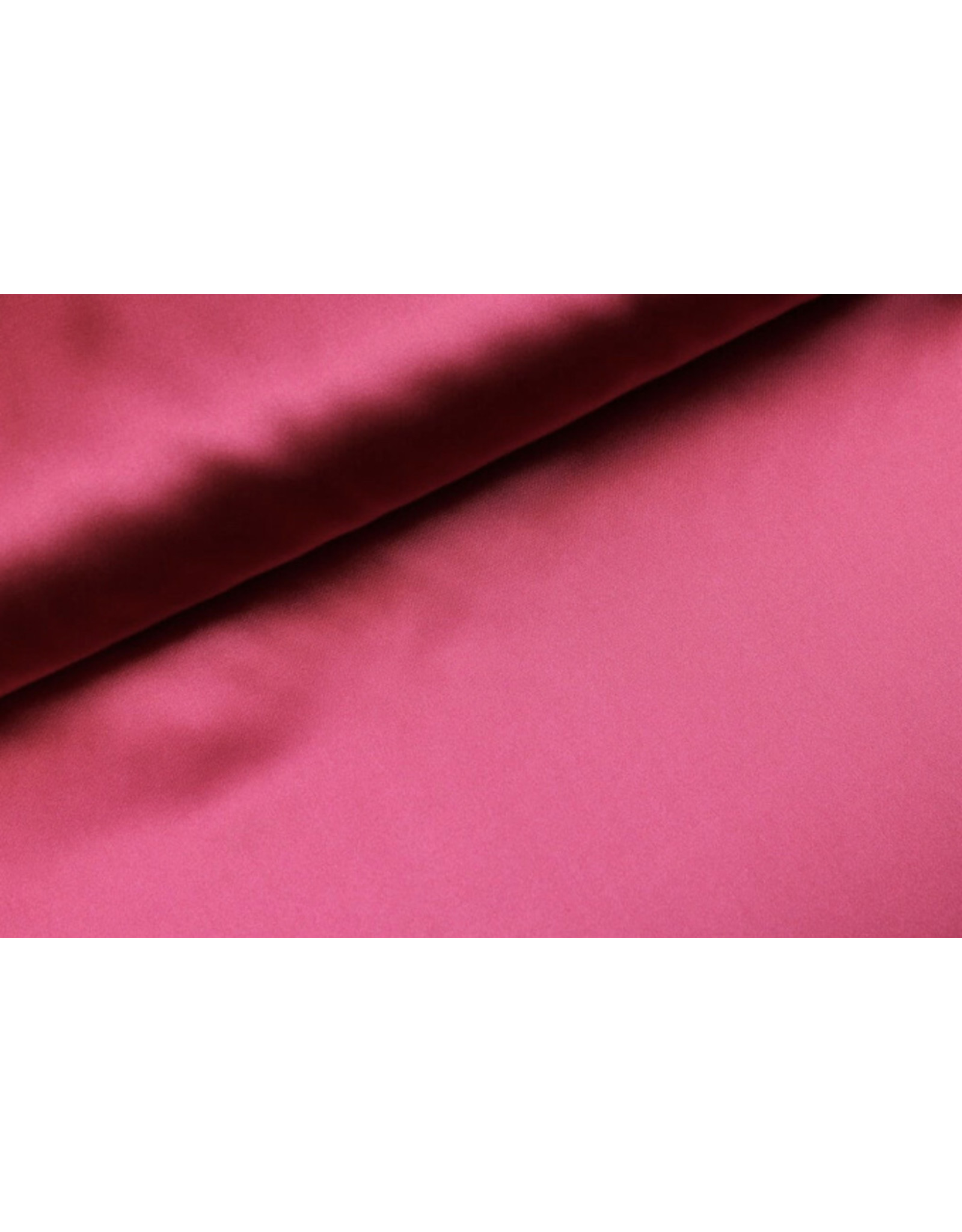 Silk Satin stretch - Fuchsia