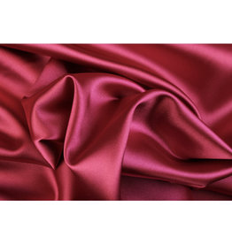 Silk Satin stretch - Fuchsia