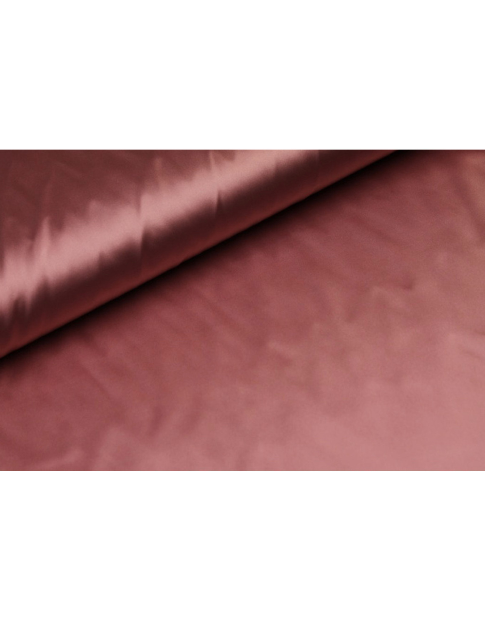 Silk Satin stretch - Alter rosa