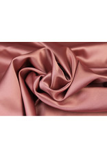 Silk Satijn stretch - Oudroze