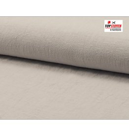 Stonewashed Linen - Silver