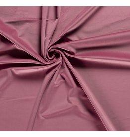 Nobodeco Home Fluweel stof Uni Roze