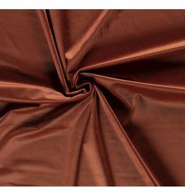 Nobodeco Home Velvet fabric Unicolour Rost