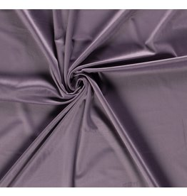 Nobodeco Home Velvet fabric Unicolour Lilac