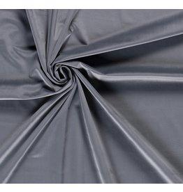 Nobodeco Home Velvet fabric Unicolour Medium Grey