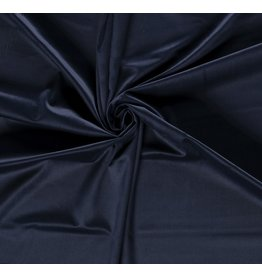 Nobodeco Home Velvet fabric Unicolour Indigo
