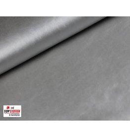 Imitation Leather / Skai - Silver