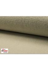 100% Boiled Wool - Ecru