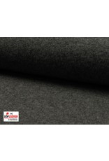 100% Gekochte Wolle - Grau Melange