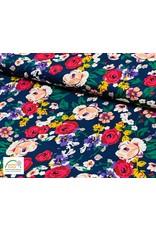 Qjutie Collection Baumwolle Popeline stoff