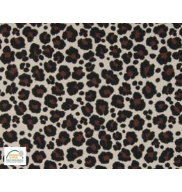 Qjutie Collection Qjutie Kids poplin leopard