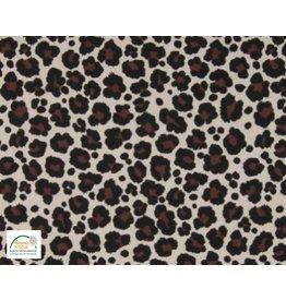 Qjutie Collection Qjutie Kids poplin panterprint