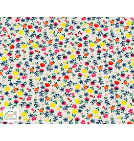 Qjutie Collection Cotton poplin fabric