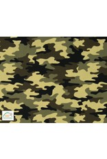 Qjutie Collection Qjutie Kids poplin Camouflage