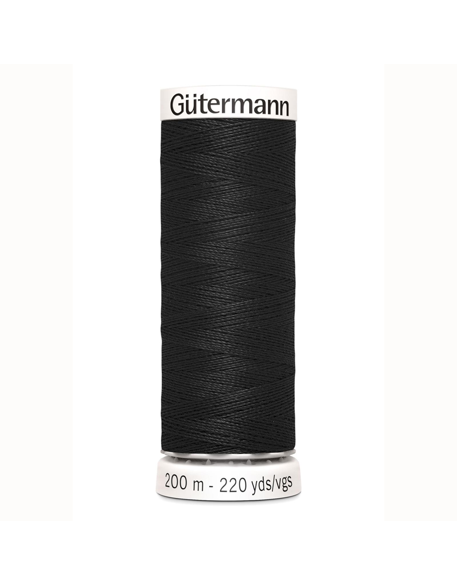 Gütermann Gütermann Nähgarn 200 m - nr 000