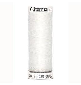 Gütermann Gütermann  Nähgarn 200 m - nr 800
