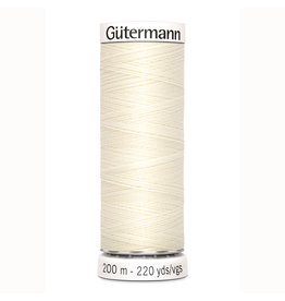 Gütermann Gütermann Sewing Thread 200 m - nr 1