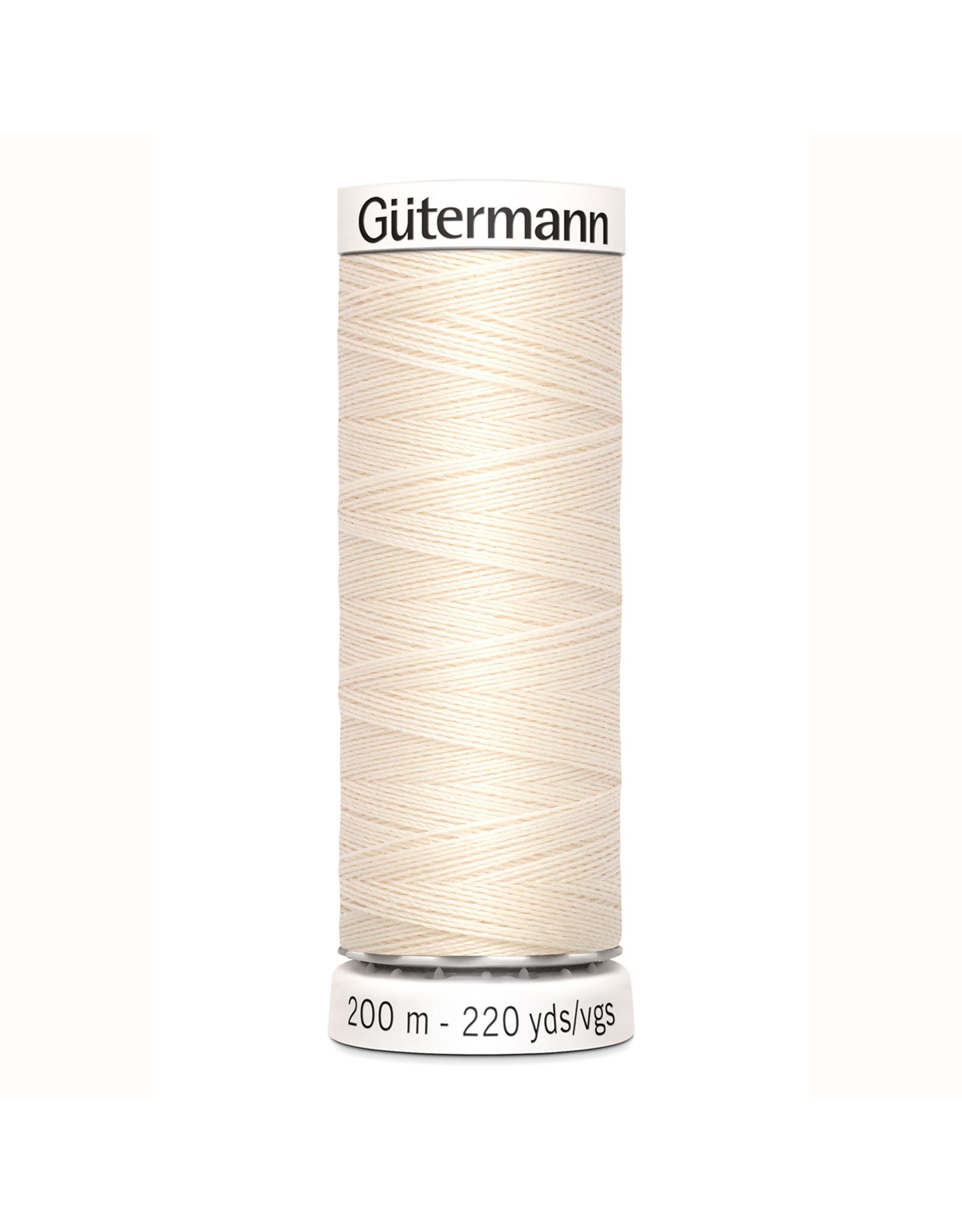 Gütermann Gütermann Nähgarn 200 m - nr 802
