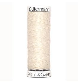 Gütermann Gütermann Naaigaren 200 m - nr 802
