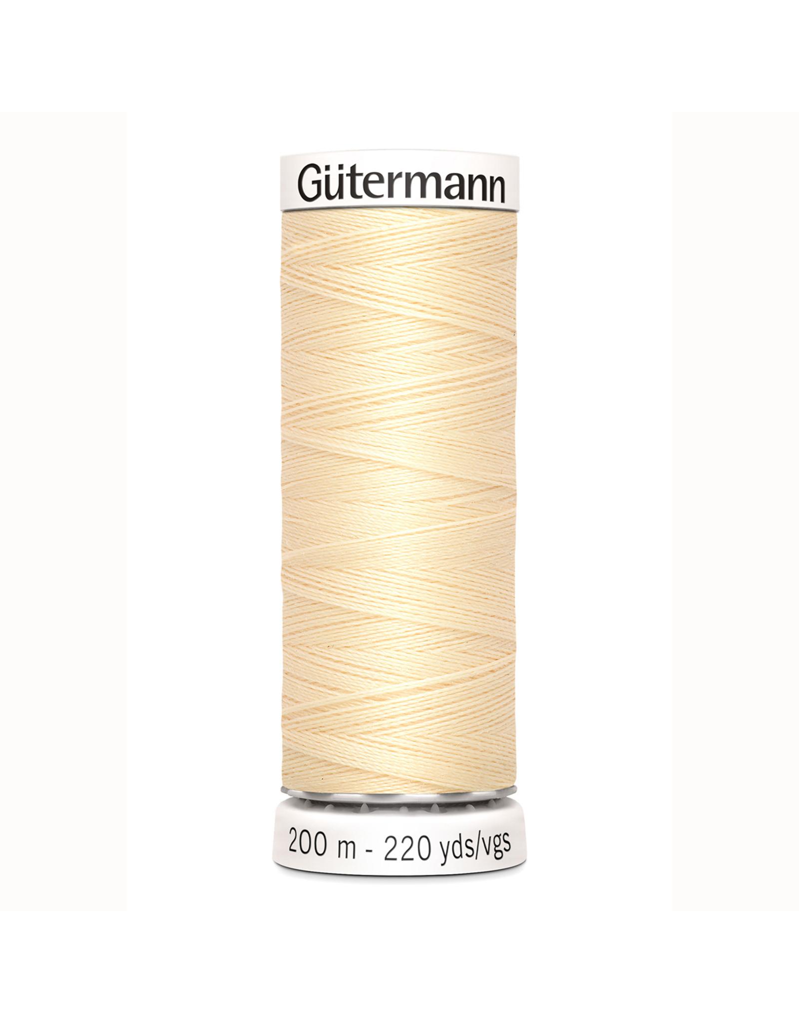 Gütermann Gütermann Nähgarn 200 m - nr 610