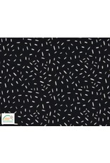 Qjutie Collection Qjutie tricot confetti zwart