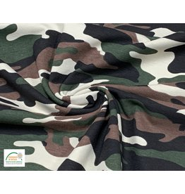 Qjutie Collection Qjutie tricot camouflage
