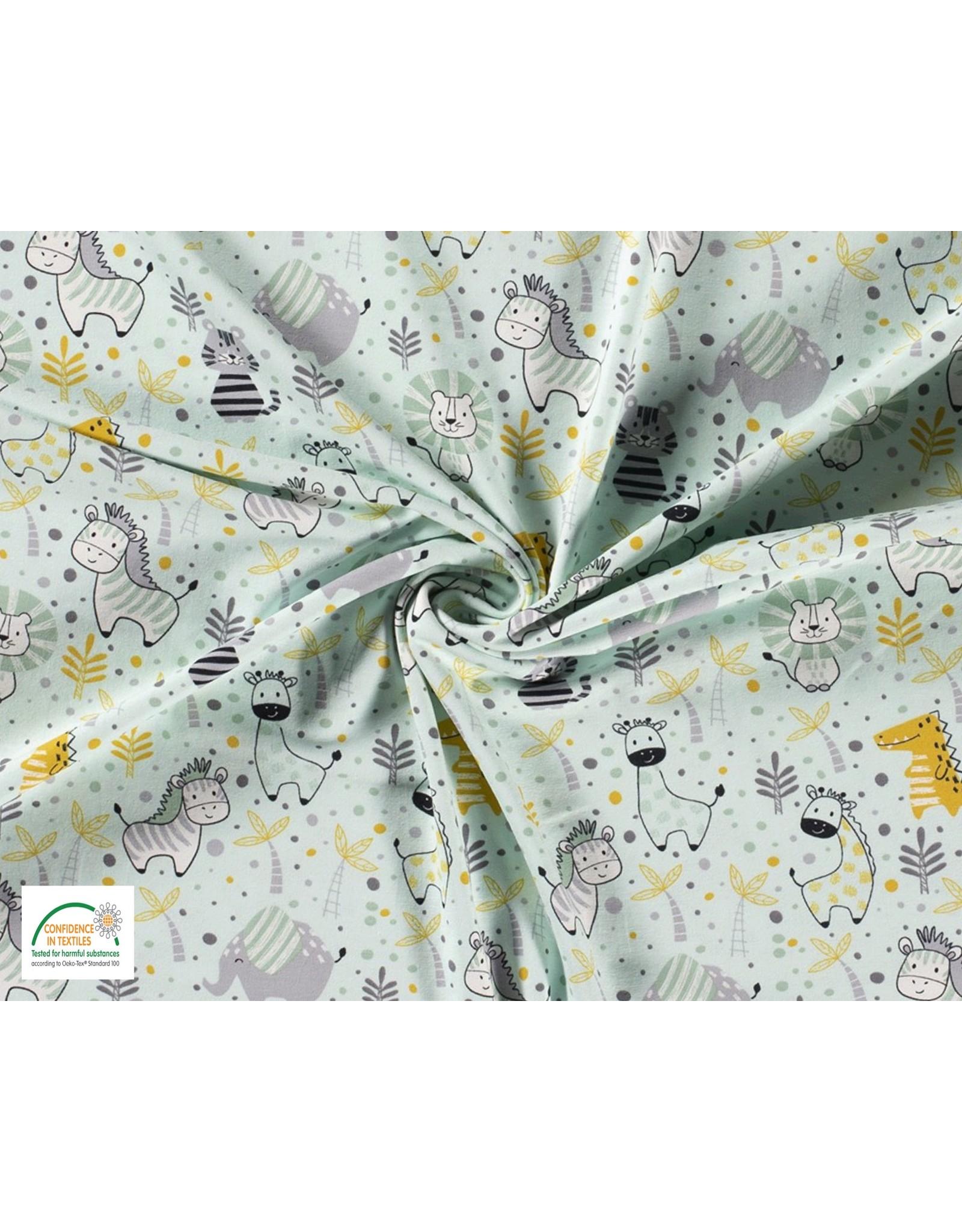 Nooteboom Textiles Baumwolljersey gedruckt