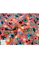 Megan Blue Fabrics Cotton jersey print